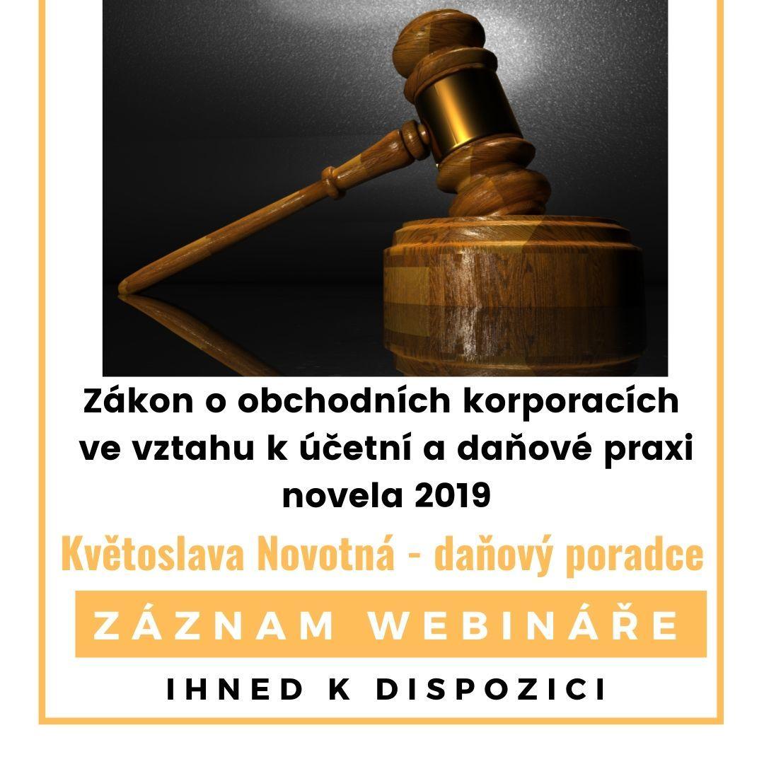 Zákon-o-obchodních-korporacích-–-novela-2019